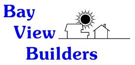 Bay View Builders Logo