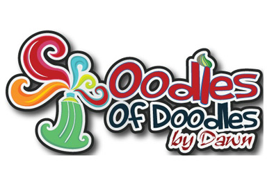 Oodles of Doodles Logo Critique Logo